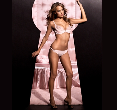 Carol Malony Lingerie - Be My Bow CM2051